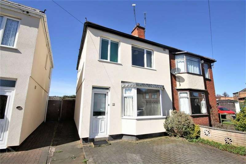 3 Bedrooms Semi Detached House for rent in Beaumont Place, Nuneaton