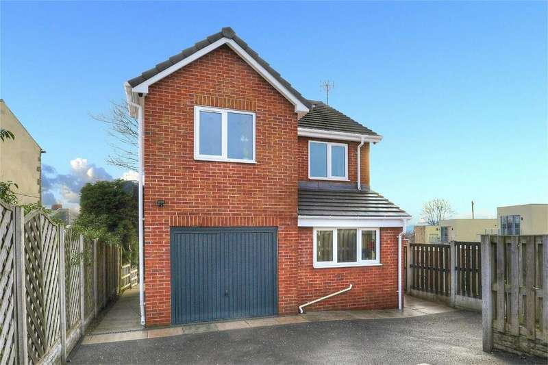 3 Bedrooms Detached House for sale in Fox Hill Close, SHEFFIELD, South Yorkshire