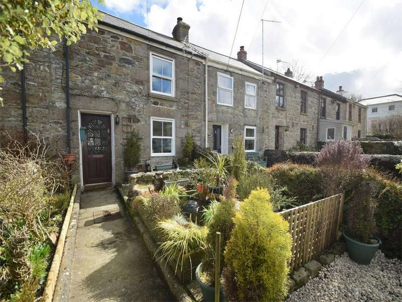2 Bedrooms Cottage House for sale in Lanner, Redruth, Cornwall