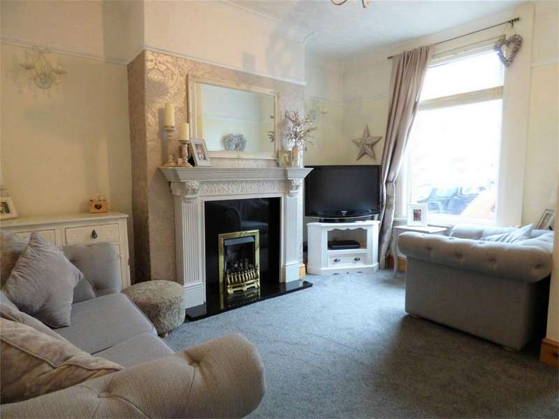 2 Bedrooms Terraced House for sale in Sutton Street, BLACKBURN, Lancashire