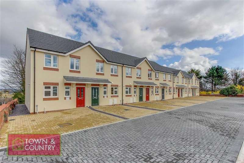 3 Bedrooms Terraced House for sale in St Marks Mews, Church Hill, Connah's Quay, Flintshire