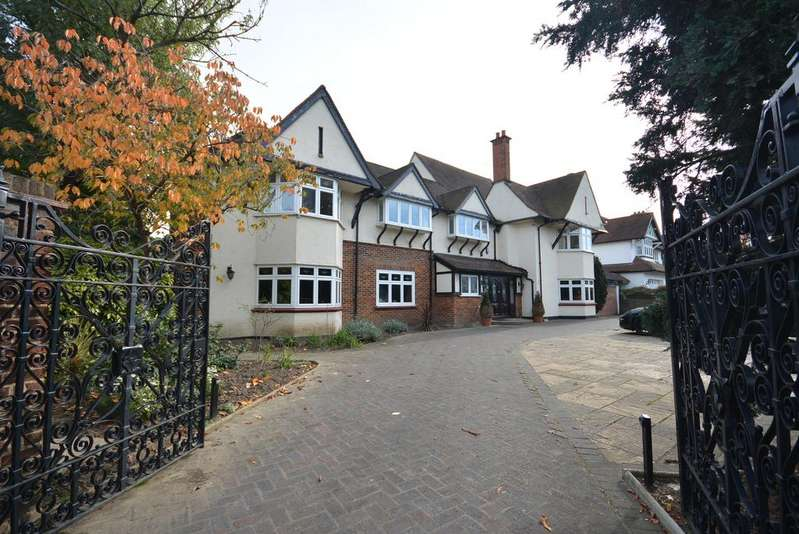 6 Bedrooms Detached House for sale in Elm Grove, Emerson Park, Hornchurch RM11