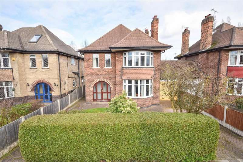 3 Bedrooms Detached House for sale in Alford Road, West Bridgford, Nottingham