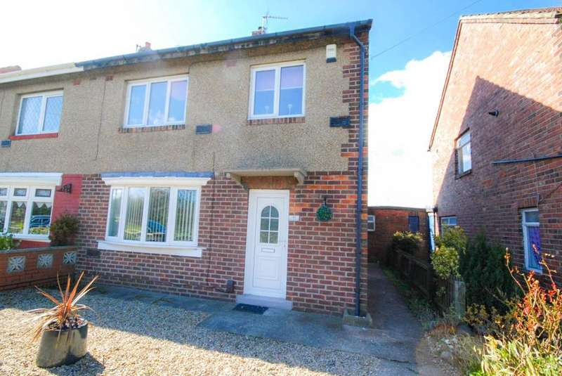 3 Bedrooms Semi Detached House for sale in Coniston Drive, Jarrow