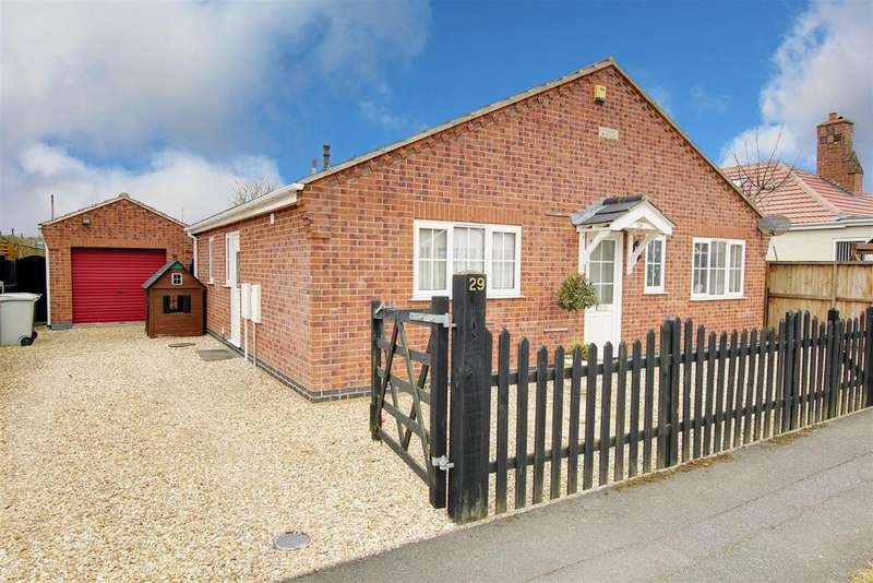 2 Bedrooms Detached Bungalow for sale in Marian Avenue, Mablethorpe