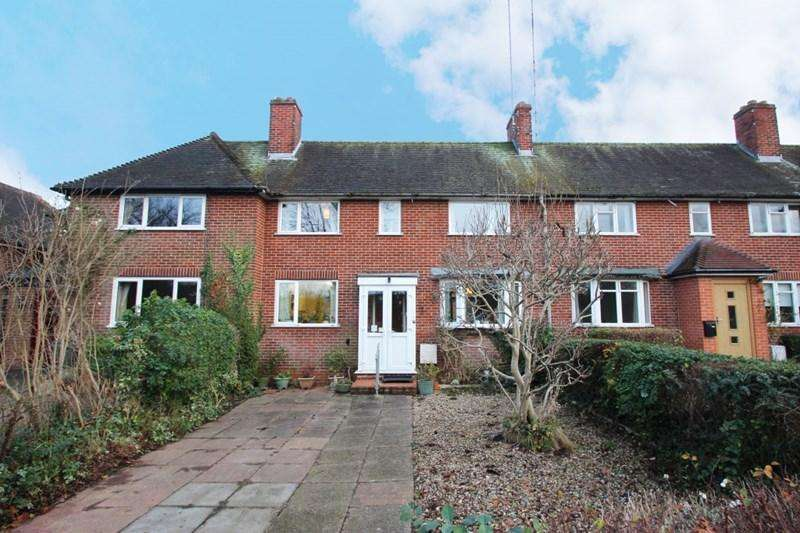 2 Bedrooms Terraced House for sale in Tofrek Terrace, Reading