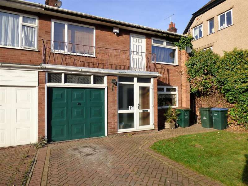 3 Bedrooms Semi Detached House for sale in Stoney Road, Coventry