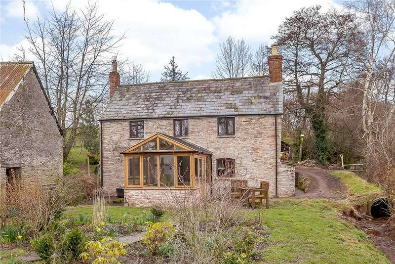 4 Bedrooms Unique Property for sale in Rowlestone, Herefordshire, HR2