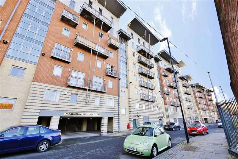 2 Bedrooms Apartment Flat for sale in River View, City Centre, Sunderland, SR1