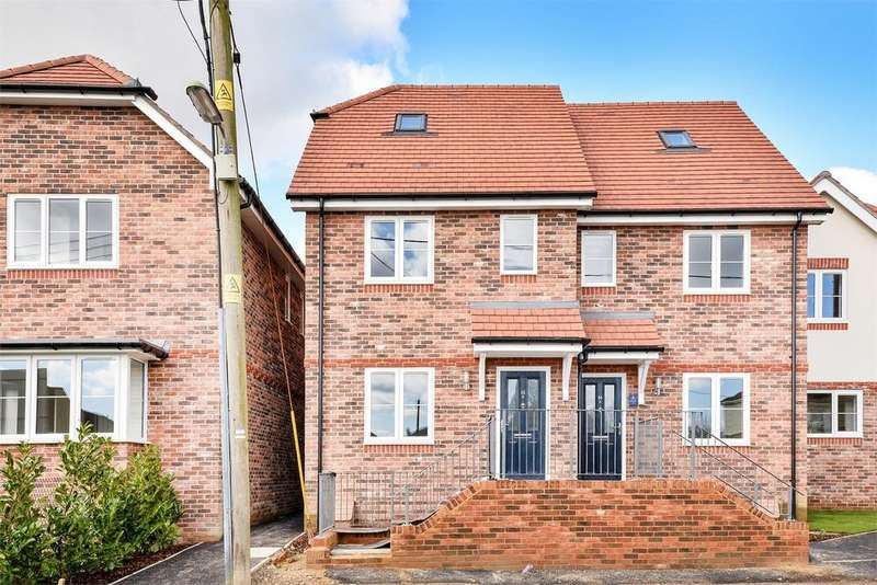 3 Bedrooms Terraced House for sale in Sherborne Way, Hedge End, Southampton, Hampshire