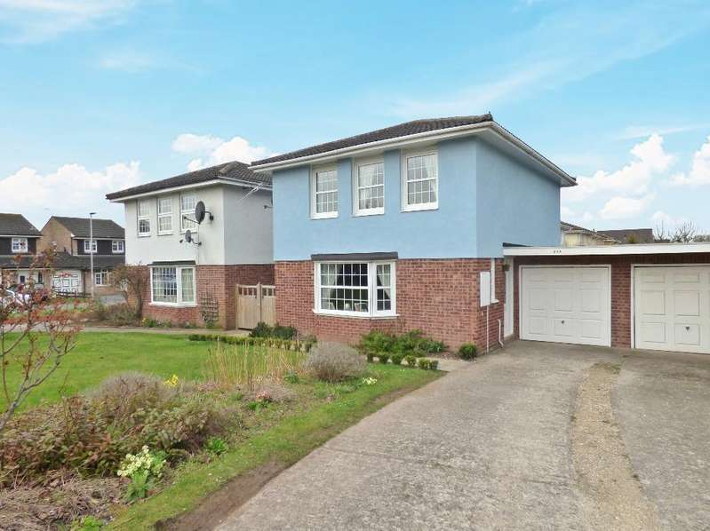 4 Bedrooms Detached House for sale in Bobblestock, Hereford