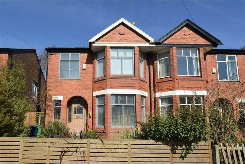 4 Bedrooms Semi Detached House for sale in College Drive, WHALLEY RANGE