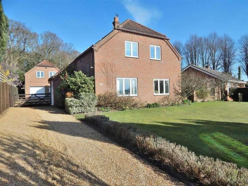 5 Bedrooms Detached House for sale in Hunstanton Road, Dersingham, King's Lynn