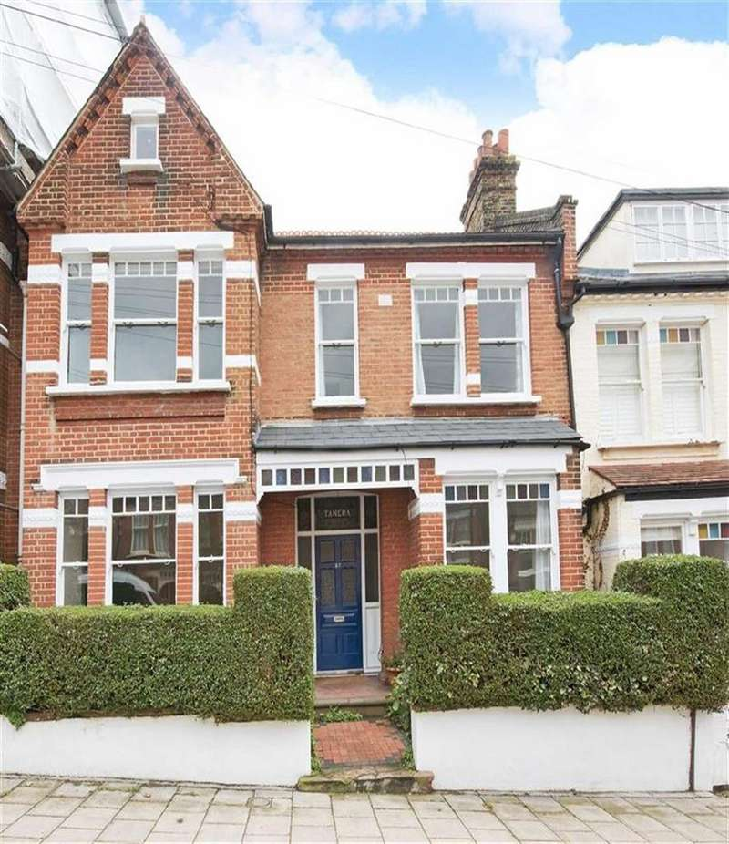 5 Bedrooms Terraced House for sale in Hollingbourne Road, London