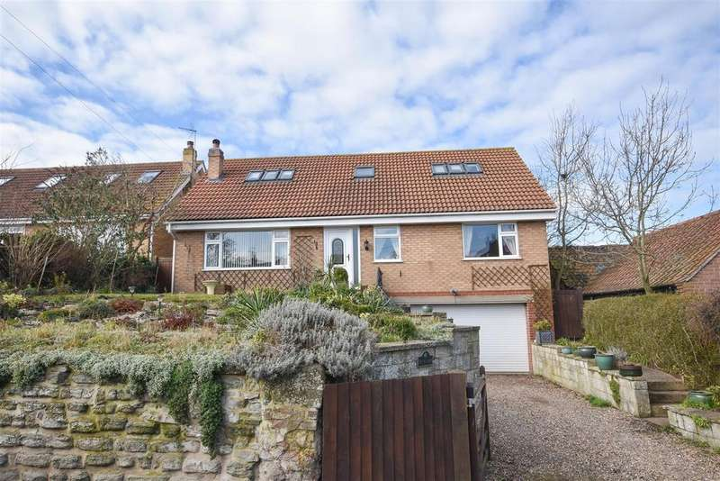 4 Bedrooms Detached Bungalow for sale in Main Street, Cropwell Butler, Nottingham