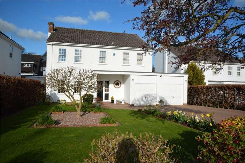 5 Bedrooms Detached House for sale in Downs Valley, Hartley