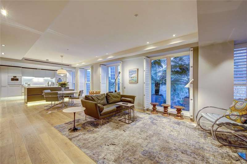 3 Bedrooms House for sale in Essex Street, Temple, WC2R
