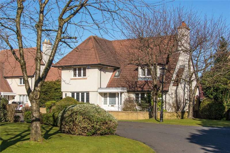 4 Bedrooms Detached House for sale in 5 March Pines, Blackhall, Edinburgh, EH4