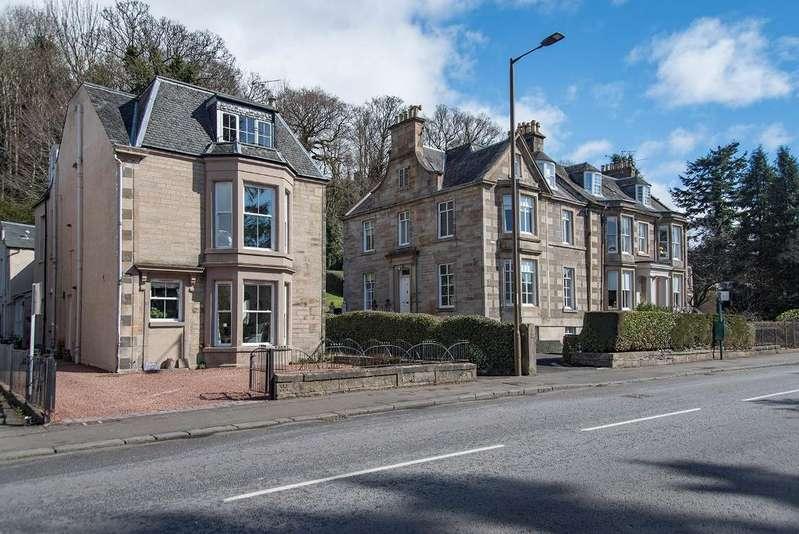 3 Bedrooms Maisonette Flat for sale in Henderson Street, Stirling, Scotland, FK9 4HG