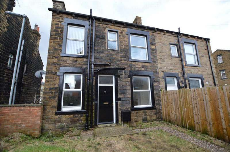 2 Bedrooms Terraced House for sale in South Place, Morley, Leeds