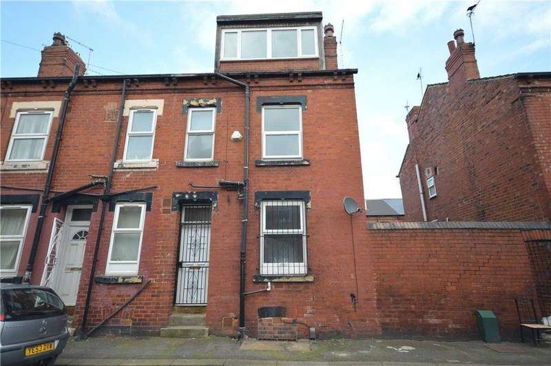 2 Bedrooms Terraced House for sale in Recreation Row, Leeds, West Yorkshire