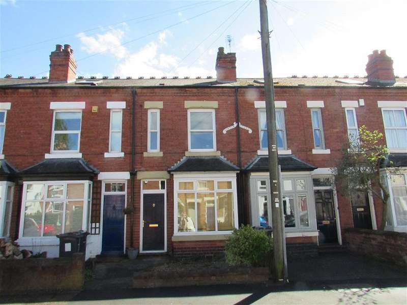 2 Bedrooms Terraced House for rent in Highbridge Road, Sutton Coldfield, West Midlands