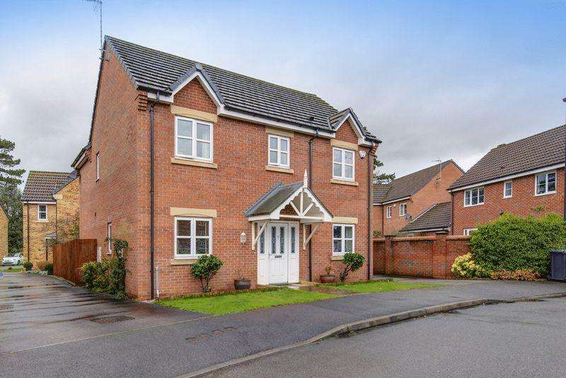 4 Bedrooms Detached House for sale in Highfields Park Drive, Derby