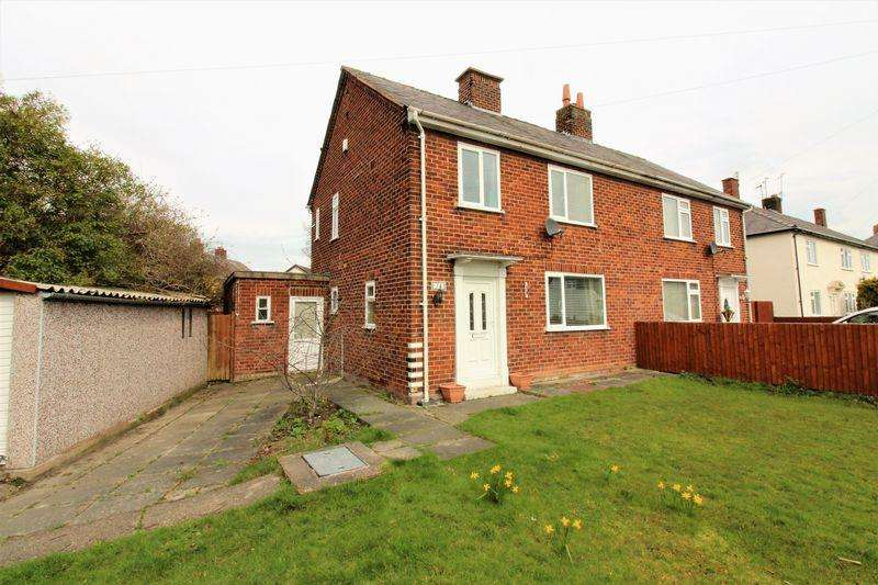 3 Bedrooms Semi Detached House for sale in Beechwood Road, Saltney, Chester
