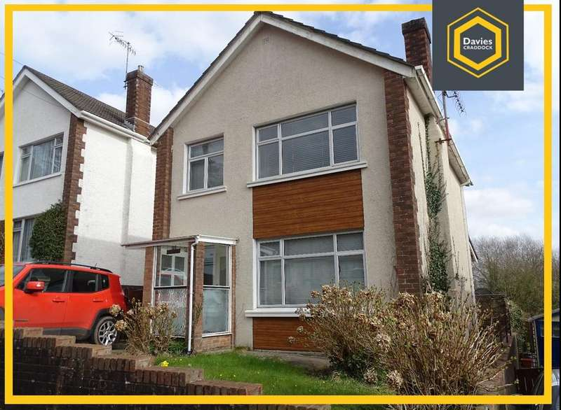 3 Bedrooms Detached House for sale in Denham Avenue, Llanelli, SA15