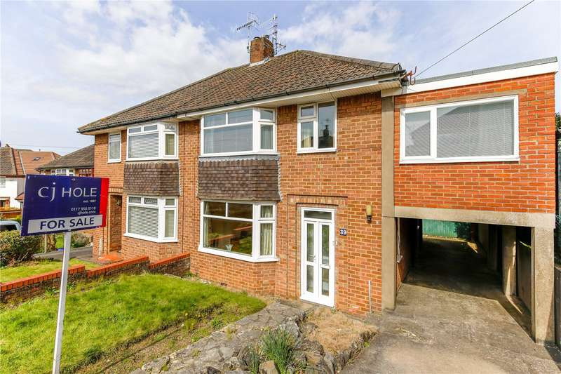 4 Bedrooms Detached House for sale in Priory Court Road Westbury-On-Trym Bristol BS9