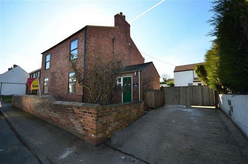 4 Bedrooms Property for sale in Main Street, Hensall, Goole, DN14