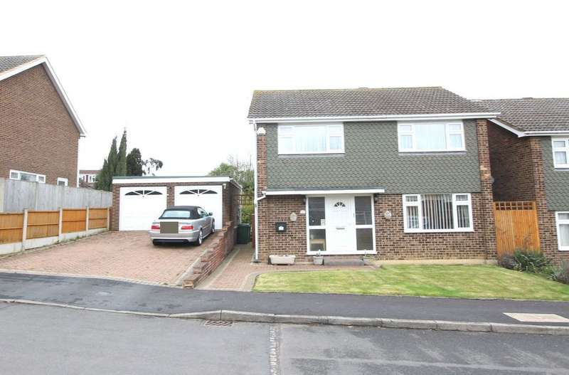 4 Bedrooms Detached House for sale in QUEENS ROAD AREA, MAIDSTONE