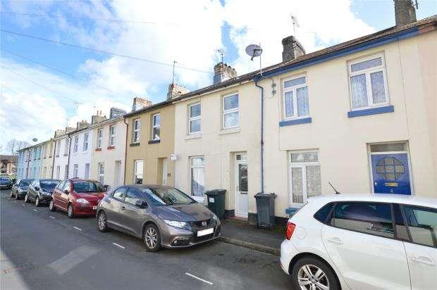3 Bedrooms Terraced House for sale in St. Johns Street, Newton Abbot, Devon