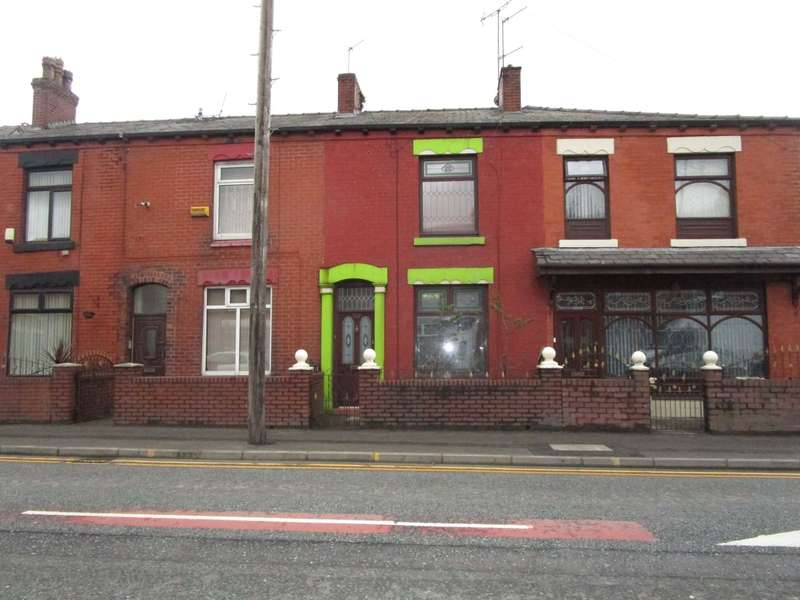 2 Bedrooms Terraced House for sale in Shaw Road, Royton