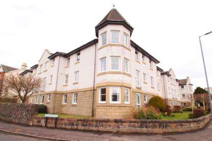 1 Bedroom Retirement Property for sale in Woodrow Court, Port Glasgow Road