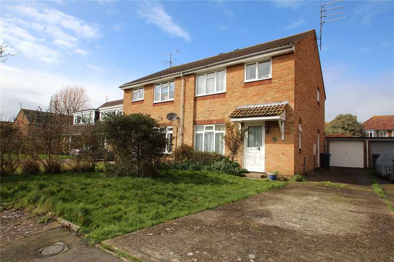 3 Bedrooms Semi Detached House for sale in Chippers Road, Worthing, West Sussex, BN13