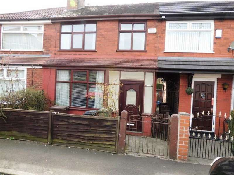 2 Bedrooms Semi Detached House for rent in Windsor Drive, Audenshaw, Manchester