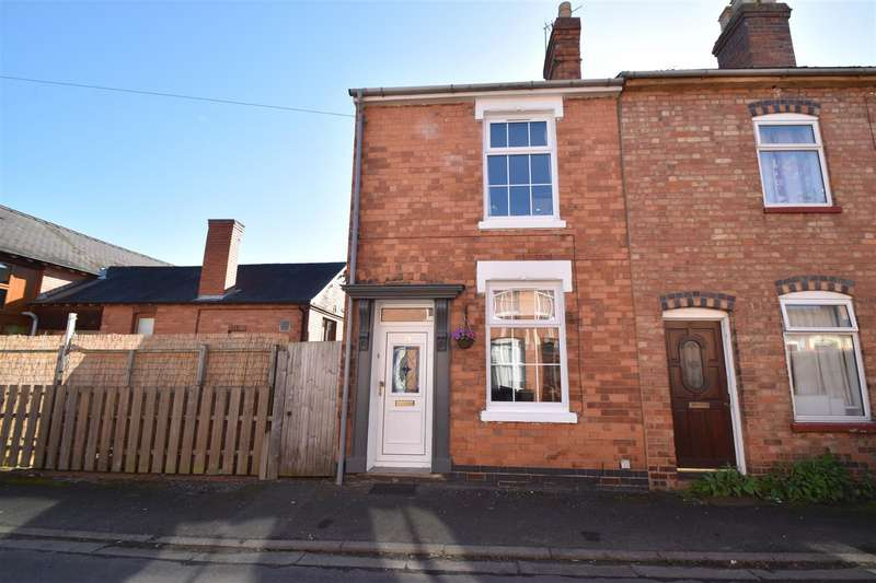 2 Bedrooms End Of Terrace House for sale in Henry Street, Worcester