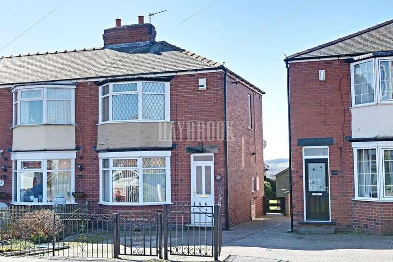 2 Bedrooms End Of Terrace House for sale in Barnsley Road, Darfield