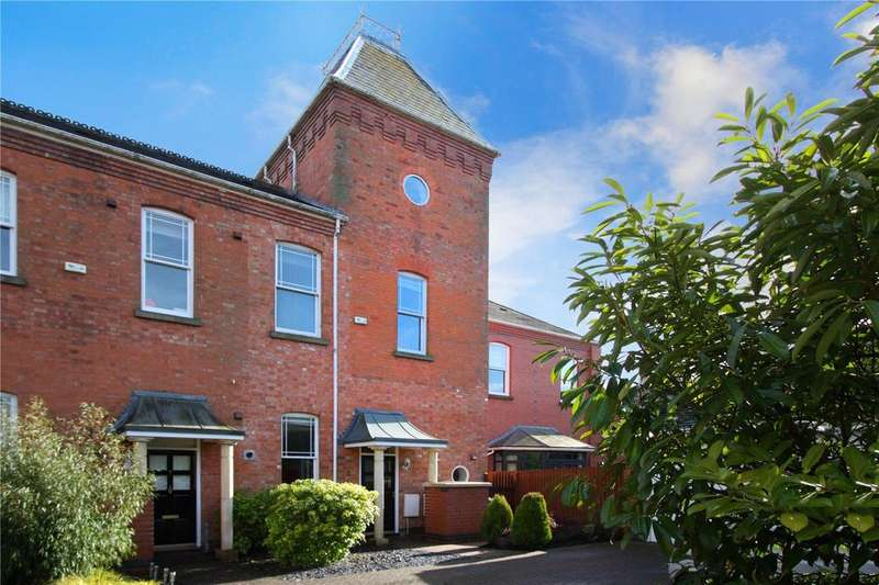 3 Bedrooms Town House for sale in Whitehall Court, Upper Saxondale, Nottingham, NG12