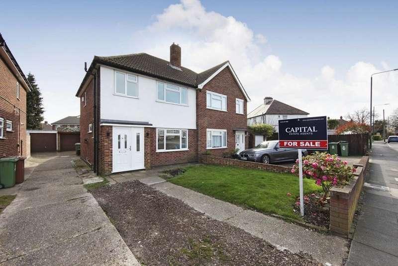 3 Bedrooms Semi Detached House for sale in Long Lane, Bexleyheath, DA7
