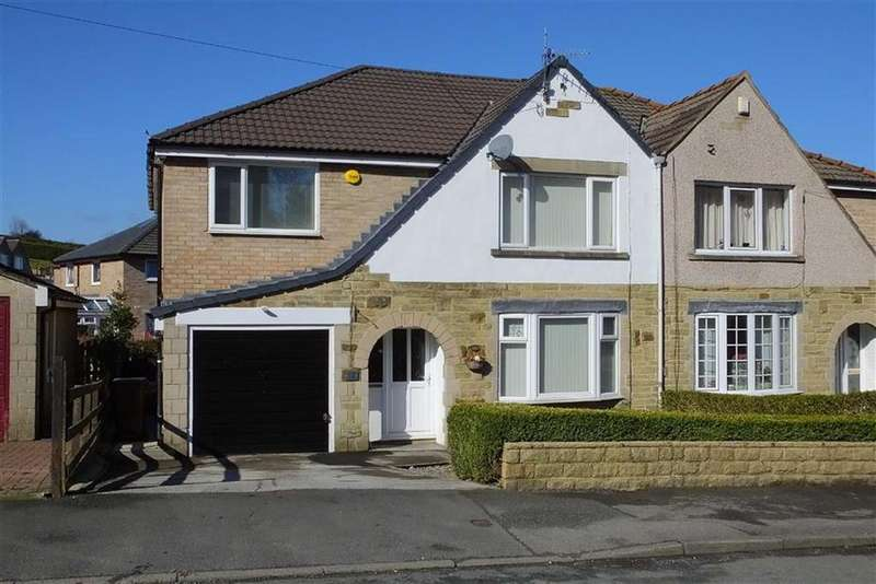 4 Bedrooms Semi Detached House for sale in Colne Road, Barnoldswick, Lancashire, BB18