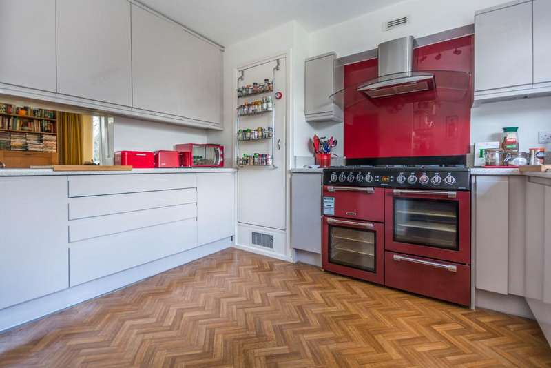 2 Bedrooms Flat for sale in Milcote Road, Solihull
