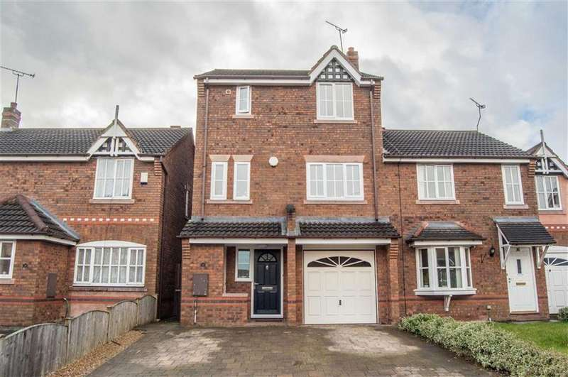 4 Bedrooms Town House for sale in The Heywoods, Chester, Chester