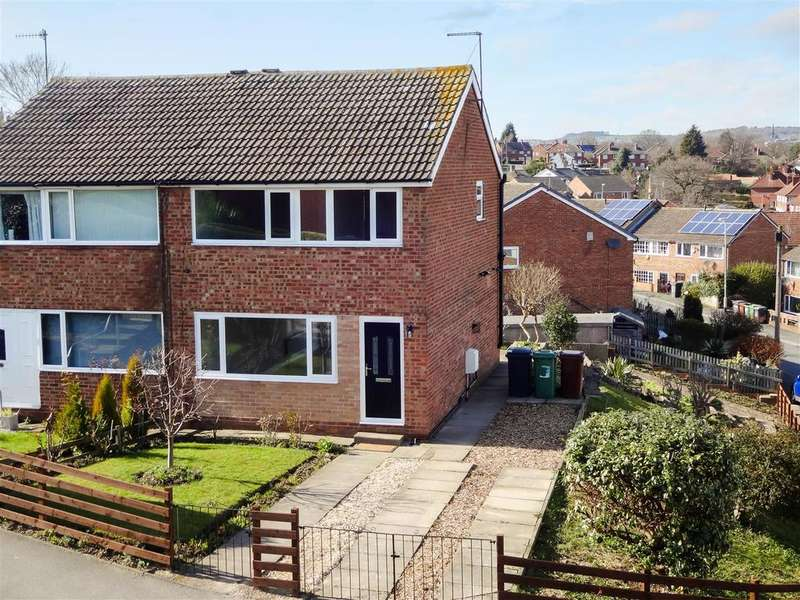 3 Bedrooms Semi Detached House for sale in Broadlea Crescent