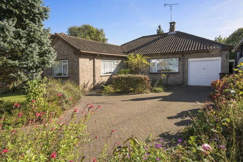 2 Bedrooms Detached Bungalow for sale in Hutton Road, Shenfield, Brentwood, Essex, CM15