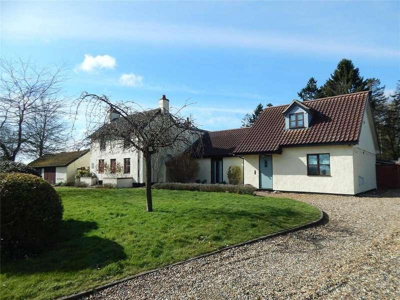 5 Bedrooms Detached House for sale in Scoulton Road, Attleborough, Norfolk