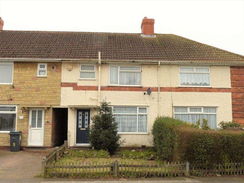 3 Bedrooms Terraced House for sale in Hayland Road, Birmingham