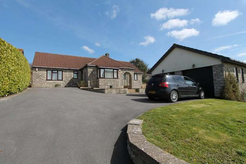 4 Bedrooms Detached Bungalow for sale in Molly Close, Temple Cloud