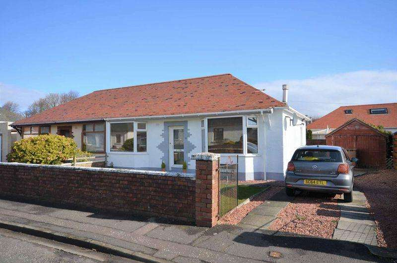 2 Bedrooms Semi Detached Bungalow for sale in 19 Aitkenbrae Drive, Prestwick KA9 1BU